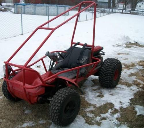 Three Honda Odyssey ATV For Sale In La Salle, CO