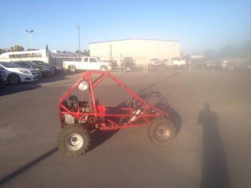Honda Odyssey ATV FL350 For Sale in Fresno, CA