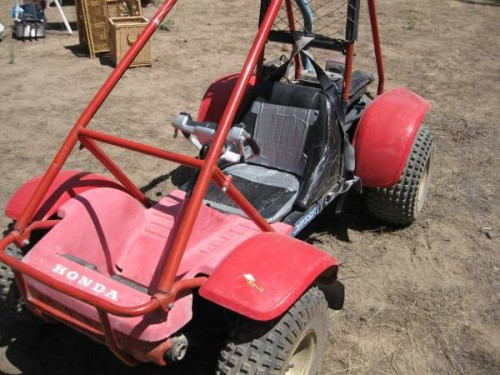1983 Honda Odyssey ATV FL250 For Sale in Chiloquin, OR