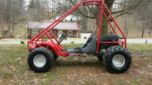 1986 Honda Odyssey ATV FL250 For Sale in Tri-Cities, TN