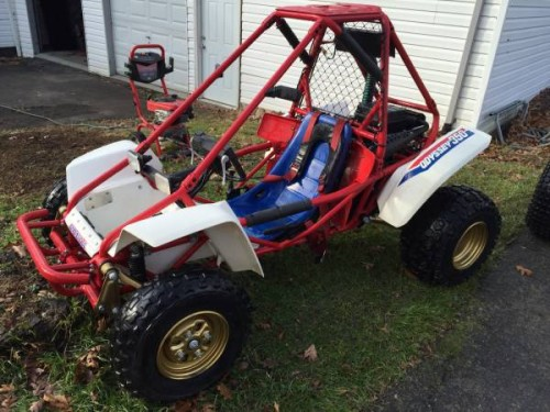 Atv For Sale Cheap >> 1985 Honda Odyssey Fl350 For Sale | Autos Post