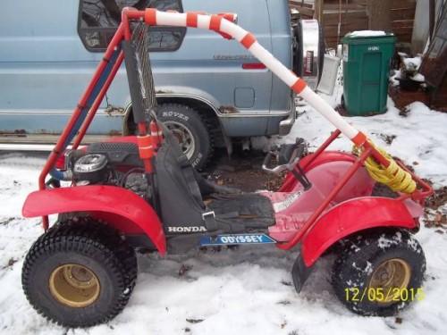 1982 Honda Odyssey ATV FL250 For Sale in Hastings, MN