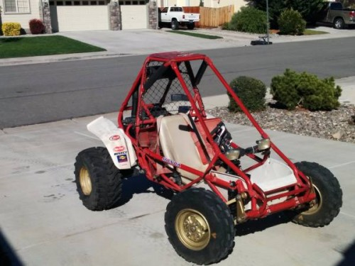 1985 Honda Odyssey ATV FL350 For Sale in Sparks, NV